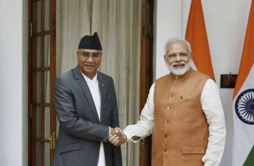 Nepal Pm Is Sher Bahadur Deuba, Modi Gives Congratulations