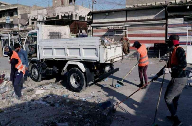 Blast In Iraq Capital Baghdad, Roadside Bomb Kills 18 People