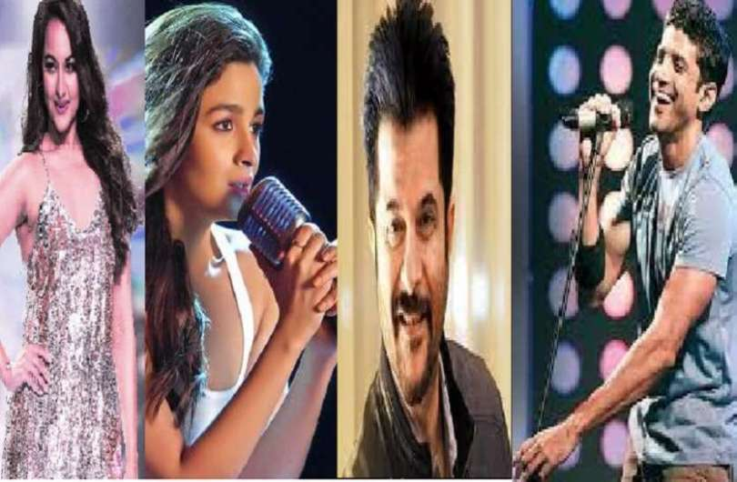 These Bollywood stars have sung the hearts of the fans with great songs with strong acting, from Sonakshi Sinha to Anil Kapoor