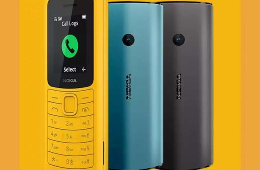 Nokia 110 4G launches in India, know specs and price
