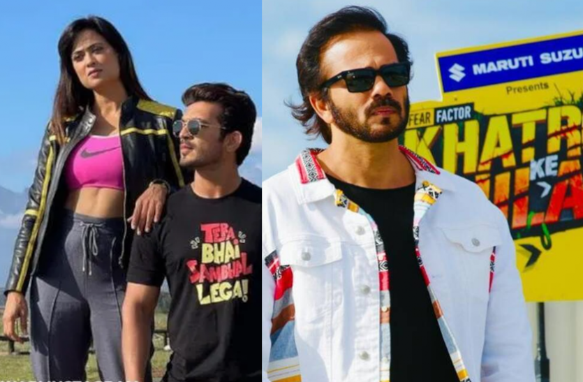 KKK-11: Shweta Tiwari Accused Channel For Favouritism – Vishal wins over Arjun Bijlani by a margin of 20 seconds, Shweta accuses him of favoring