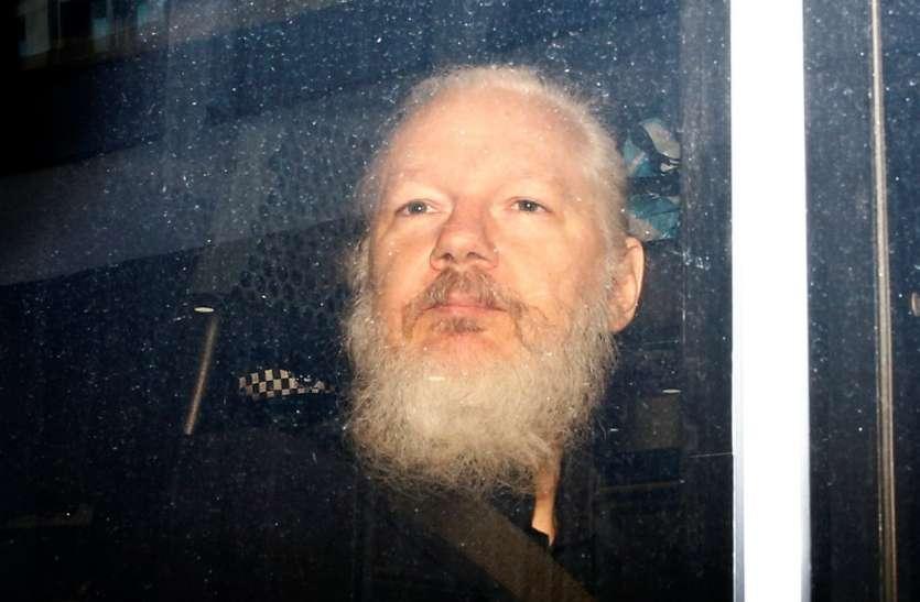 Wikileaks Founder Julian Assange Stripped Of Citizenship By Ecuador
