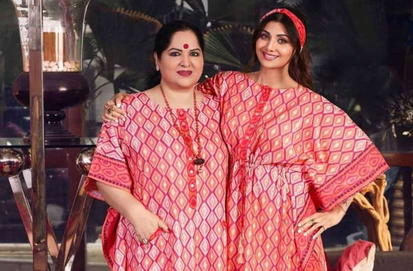 Shilpa Shetty mother lodges cheating complaint land deal case