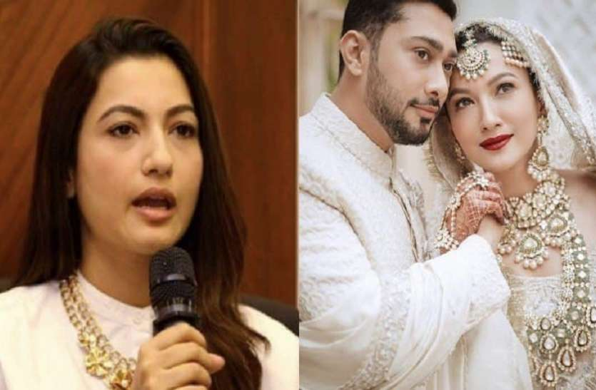 At the time of marriage, Zaid Darbar had placed a condition in front of Gauhar, after 7 months said – 'If you do not agree, then the marriage will break'