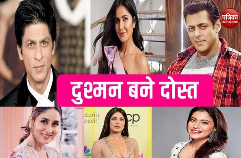 Happy Friendship day 2021: These Bollywood stars never used to like split eyes, today they eat food in the same plate