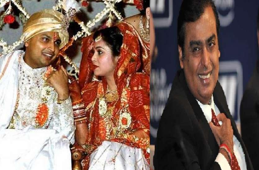 Mukesh ambani disclosed secret of brother anil ambani in front of tina