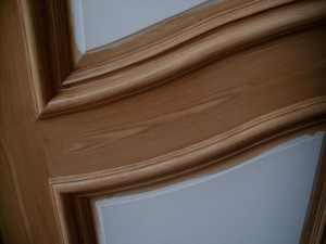 Wood grain step 3
