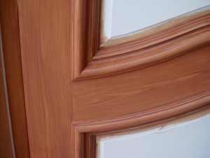 Wood grain step 4