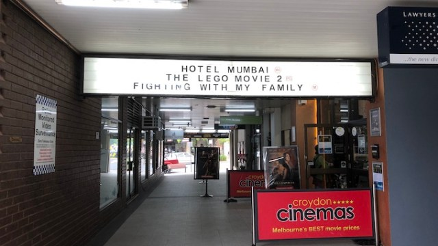 LEGO Movie 2 croydon cinemas