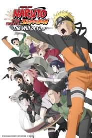 นารูโตะ เดอะมูฟวี่ 6 ผู้สืบทอดเจตจำนงแห่งไฟ Naruto Shippuden the Movie: The Will of Fire (2009)