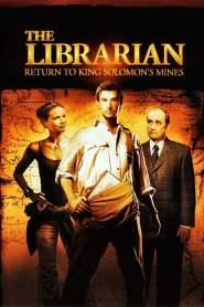 ล่าขุมทรัพย์สุดขอบโลก The Librarian: Return to King Solomon's Mines (2006)