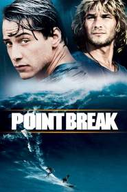 คลื่นบ้ากระแทกคลื่นบ้า Point Break (1991)