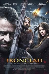 ทัพเหล็กโค่นอํานาจ Ironclad (2011)