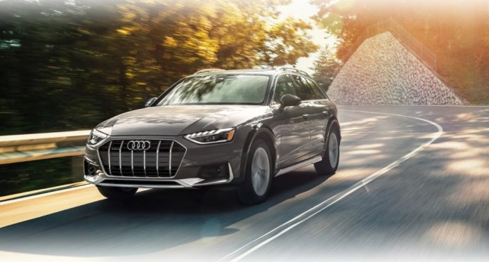 2021 Audi A4 Allroad Powered with new engine