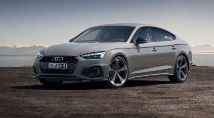 2021 Audi A5 Sportback with new exterior