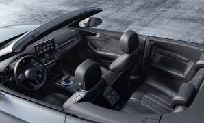 2021 Audi A5 with new interior
