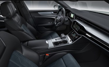 2021 Audi A6 Allroad with new interior