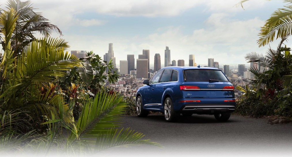 2021 Audi Q7 Official Preview