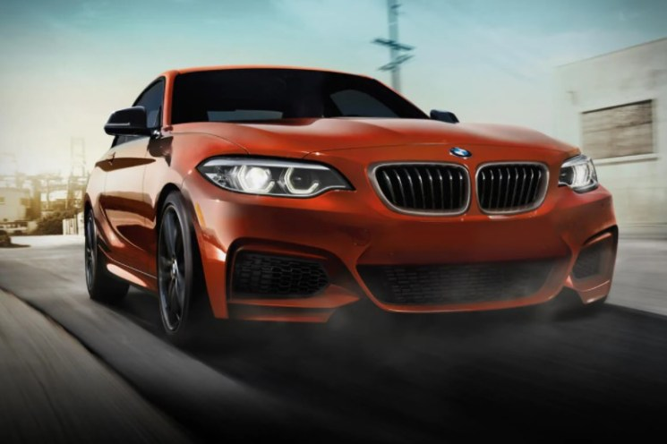 2021 BMW 2-Series Official Preview