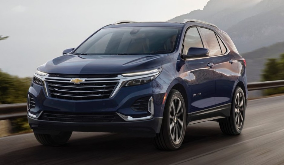 2021 Chevy Equinox Engine Performance