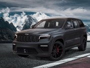 2021 Jeep Grand Cherokee SRT has more power with its new engine