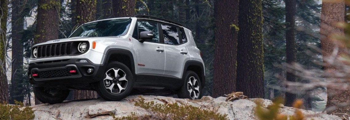 2021 Jeep Renegade Official Preview