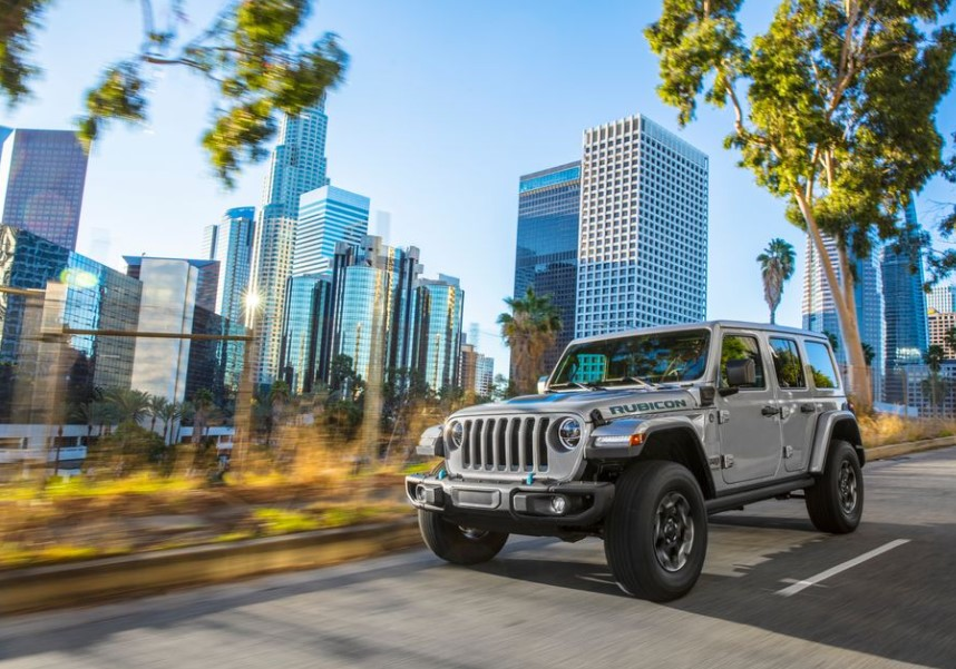 2021 Jeep Wrangler New Edition
