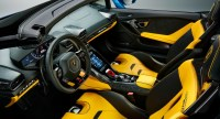 2021 Lamborghini Huracan with new interior styling
