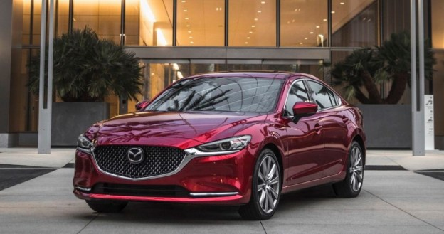 2021 Mazda 6 official preview