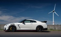 2021 Nissan GT-R New Exterior Styling