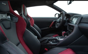 2021 Nissan GT-R New Interior Styling