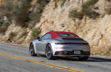 2021 Porsche 911 Powered with new engine system