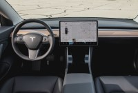 2021 Tesla Model 3 Navigation and Infotainment