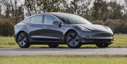 2021 Tesla Model 3 New Exterior Styling