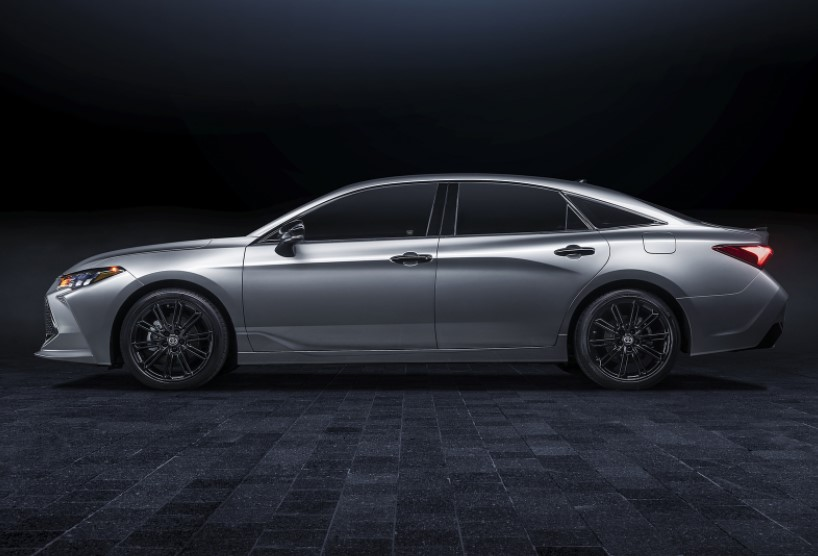 2021 Toyota Avalon official preview