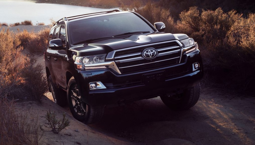 2021 Toyota Land Cruiser has more power with its new engine