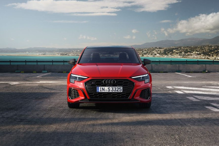 2022 Audi S3 front view