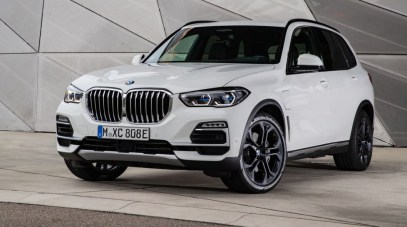 2021 BMW X5 New Exterior Design