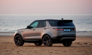 2021 Land Rover Discovery New Exterior