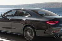 2021 Mercedes-AMG CLS53 Powertrain