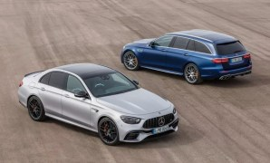 2021 Mercedes-AMG E63 S Wagon New Edition