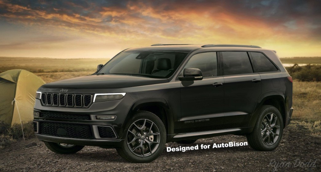 2022 Jeep Grand Cherokee New Edition