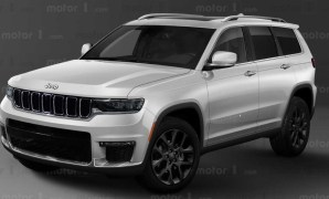 2022 Jeep Grand Cherokee New Exterior Concept