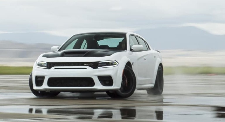 2021 Dodge Charger New Edition