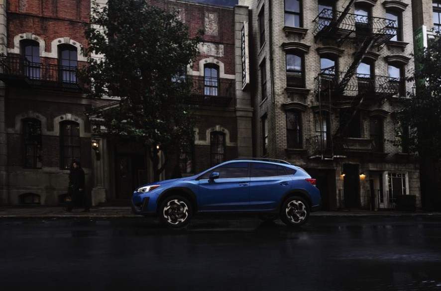 2021 Subaru Crosstrek New Exterior Design