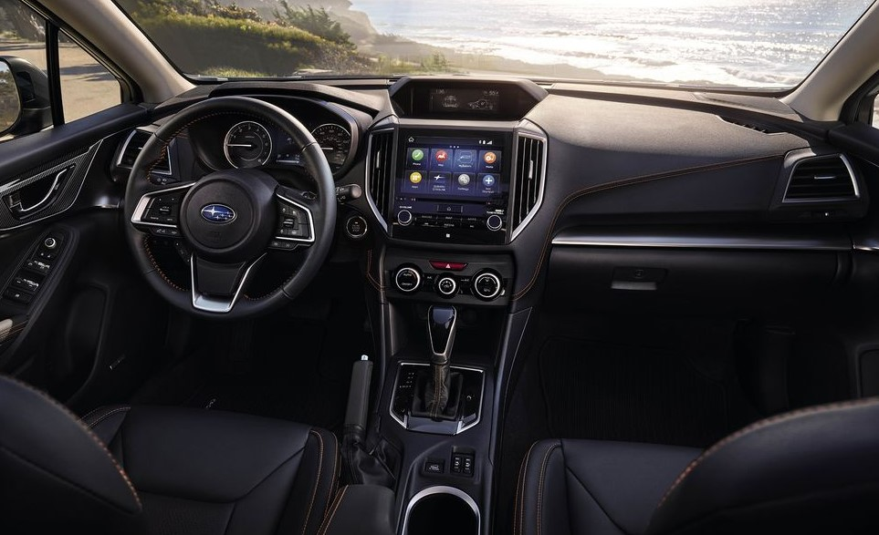 2021 Subaru Crosstrek New Interior Design