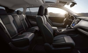 2021 Subaru Outback New Interior Design