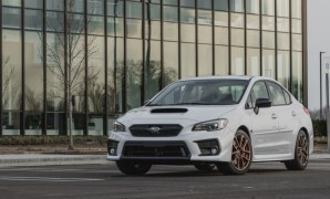 2021 Subaru WRX New Edition