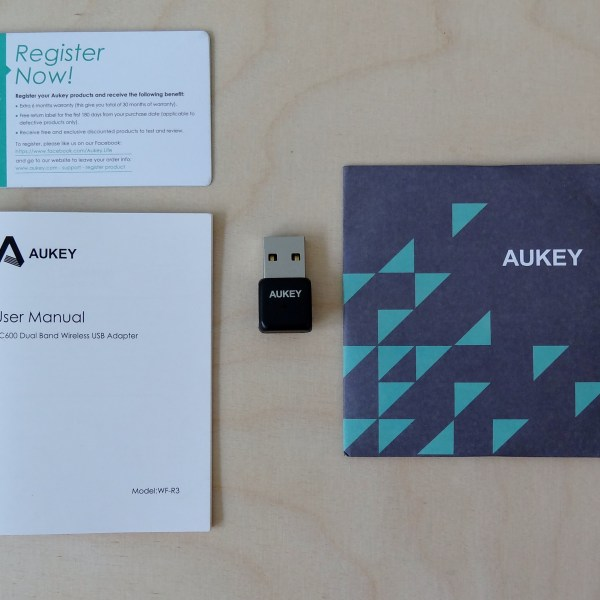 Aukey Dual Band WiFi Adapter