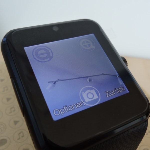 Yamay Bluetooth Smartwatch SW016